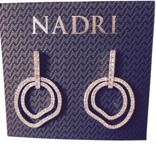 Nadri Wanderlust Crystal Earrings