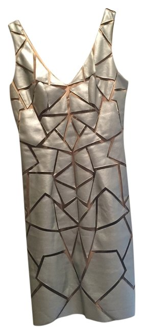 Preload https://item2.tradesy.com/images/aidan-mattox-silverwith-nude-netting-above-knee-cocktail-dress-size-2-xs-3115726-0-0.jpg?width=400&height=650