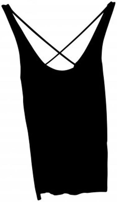 Preload https://item4.tradesy.com/images/h-and-m-black-cross-cross-mini-night-out-dress-size-0-xs-31158-0-0.jpg?width=400&height=650