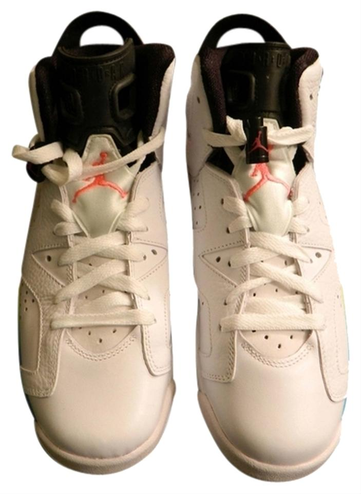 f647c698d81a Nike White Air Jordan Vi Limited Edition Rainbow Multicolor 6.5 2009  Sneakers