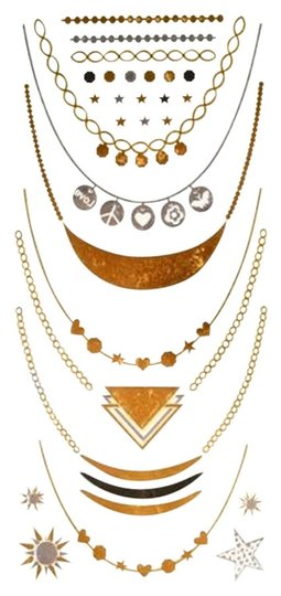 Preload https://item3.tradesy.com/images/other-gold-silver-metallic-flash-temporary-tattoo-3115882-0-0.jpg?width=440&height=440