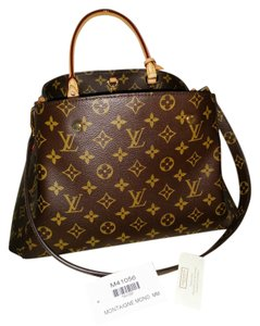 Louis Vuitton Tote in canvas monogram