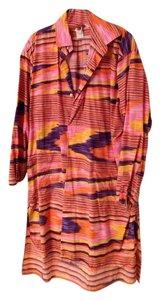 Missoni Missoni beach cover up