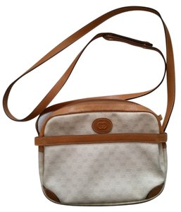 Gucci Vintage Monogram Gg Cross Body Bag