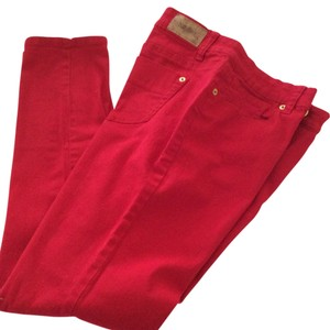 ZCo. Skinny Pants Red