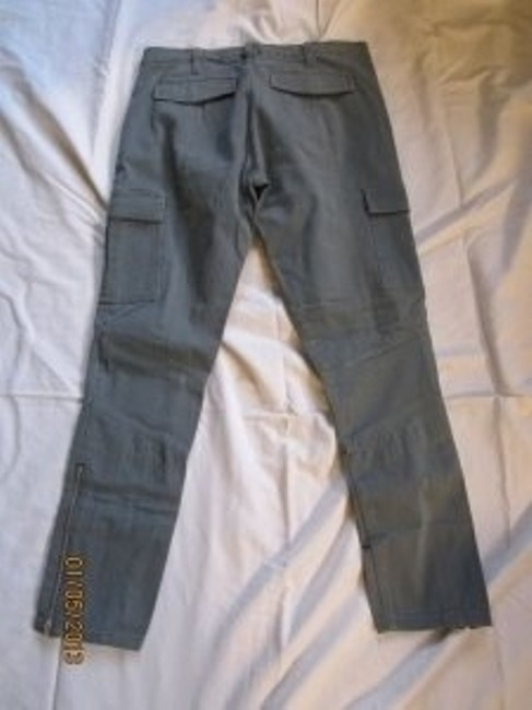 C&C California Skinny Pants Green Olive