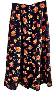Neiman Marcus Skirt flower