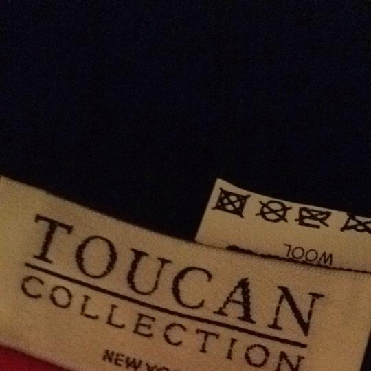 Toucan collection Black & Red Felt