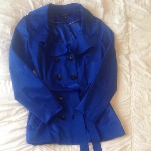 Sandro Studio Blue Jacket