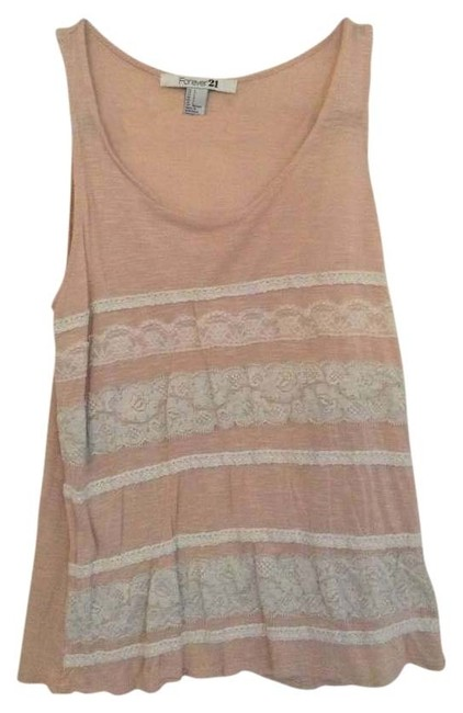 Preload https://item3.tradesy.com/images/forever-21-tank-top-pink-311807-0-0.jpg?width=400&height=650