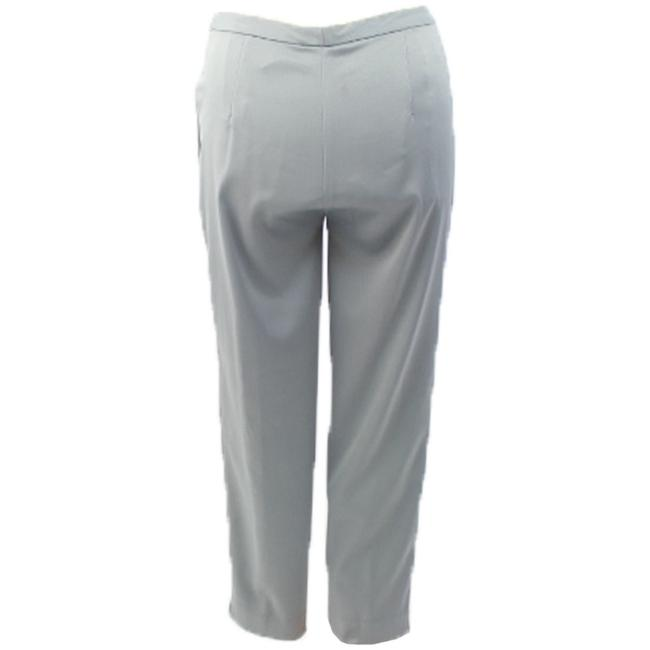 Express Woman Designer Relaxed Pants Grey