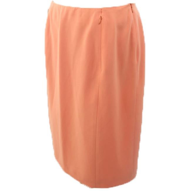 Harve Bernard by Bernard Holtzman Woman Skirt Peach