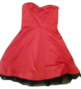 Forever 21 Sweetheart Party Strapless Formal Date Night Dress