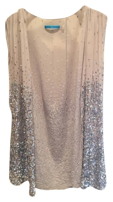 Preload https://item2.tradesy.com/images/alice-olivia-sheer-with-silver-sequins-vest-size-os-one-size-3119221-0-0.jpg?width=400&height=650