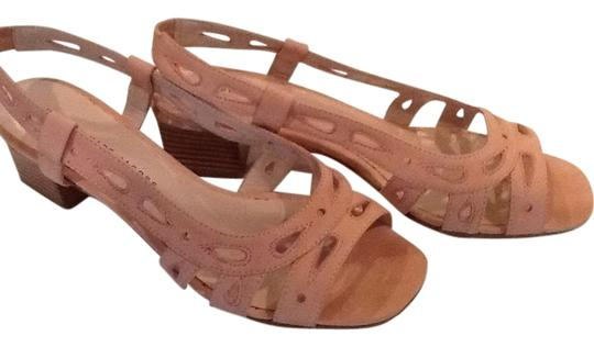 Marc by Marc Jacobs Pink Flats