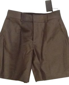 Club Monaco Shorts Chocolate brown