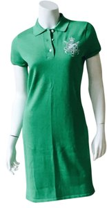 Ralph Lauren short dress Green Polo Polo on Tradesy