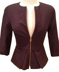 4d8659b6a Ted Baker Ted Baker Lavanta shiny grape jacket - outfit worn on good wife  series