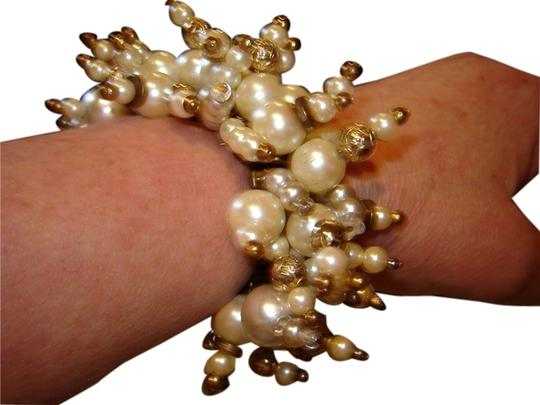 Other Hand-Crafted Expandable Beaded Bracelet