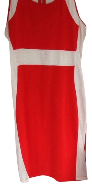 W118 by Walter Baker short dress Red/Tomato on Tradesy