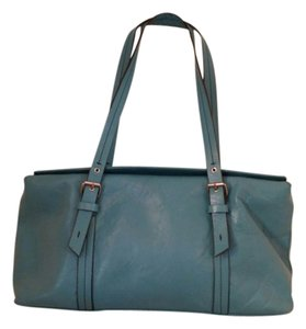 Kenneth Cole Satchel in Turquoise