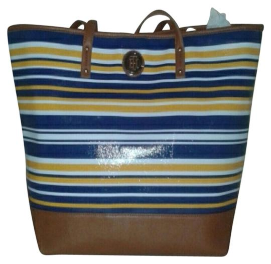 Tommy Hilfiger Tote in MULTI /COLOR
