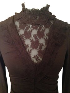 Kikiriki Top Brown