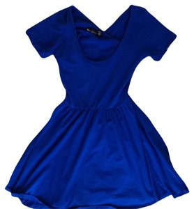 byCorpus short dress Blue on Tradesy
