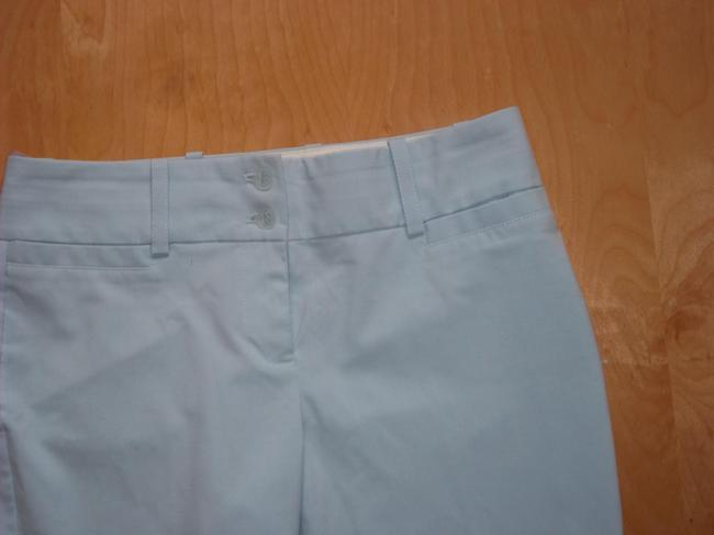 The Limited Spring Capris blue