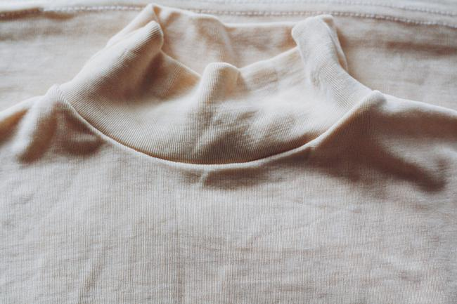 Other Neiman Marcus Chic Neutral Pale Peach Top
