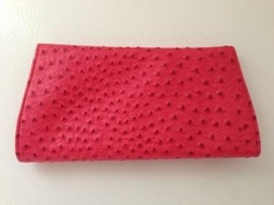 Vintage Red/RUST Clutch