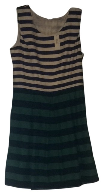 Preload https://item2.tradesy.com/images/banana-republic-navycreamkelly-green-br-above-knee-cocktail-dress-size-12-l-3122146-0-0.jpg?width=400&height=650
