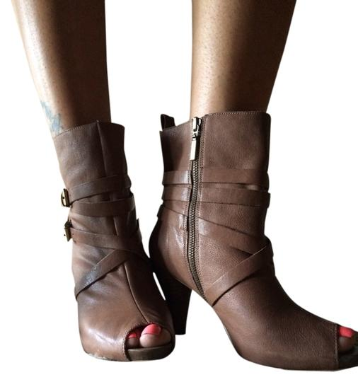BCBGeneration Taupe Boots