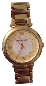 Michael Kors Michael Kors Pearl Gold Watch