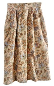 Norton McNaughton Skirt flower