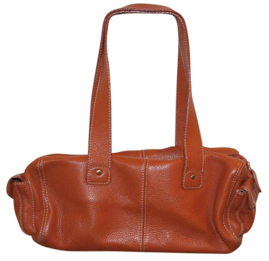 Preload https://item4.tradesy.com/images/jones-new-york-orangerust-leather-baguette-312268-0-0.jpg?width=440&height=440