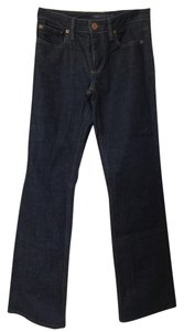 Marc by Marc Jacobs Boot Cut Jeans-Dark Rinse
