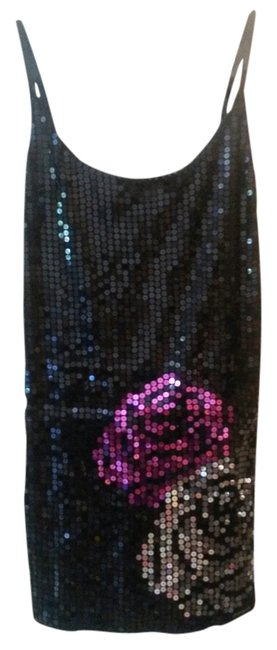 Almost Famous Clothing Sequin Party Sparkle Dress