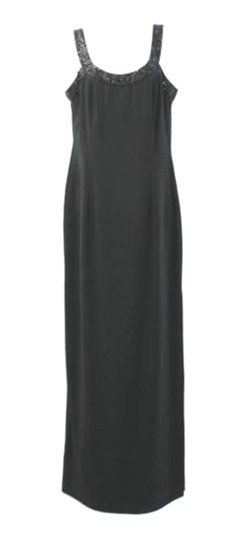 Oleg Cassini BLACK Blacktie By Olef Cassini Dress