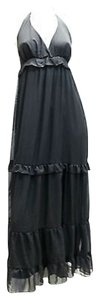 Maxi Dress by Fire Los Angeles Black Maxi Xs