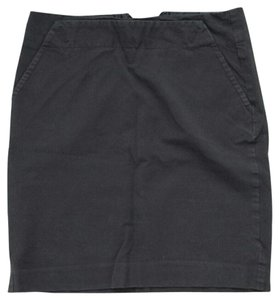 Banana Republic Office Office Wear Pencil Skirt Black