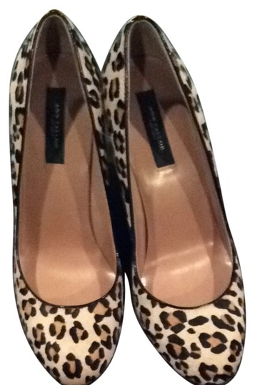 Ann Taylor Pony/ Calf Hair Pumps