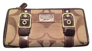 Coach Coach Brown Wallet