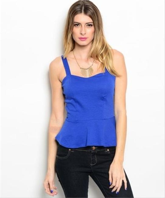 Other Top Royal Blue