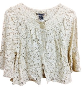 Mango Lace Women Cardigan