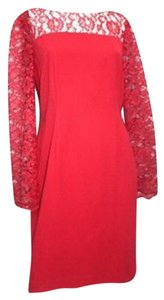 Worthington Red 6p Dress