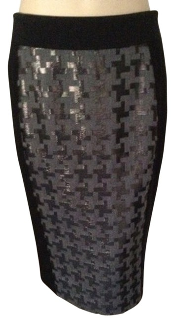 Karen Millen Skirt Charcoal gray.