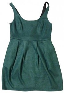 Mustard Seed short dress Green on Tradesy