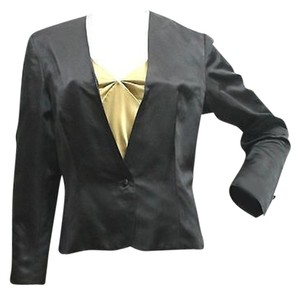 BLAIR DELMONICO Silk 2-pc. Blazer