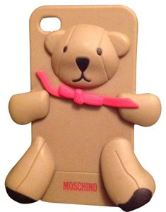 Moschino Moschino Bear Phone Case iPhone 4s